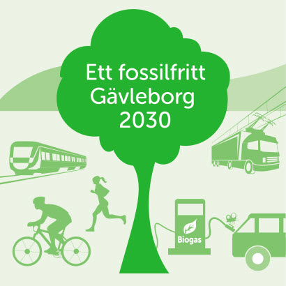 Ett fossilfritt Gävleborg 2030
